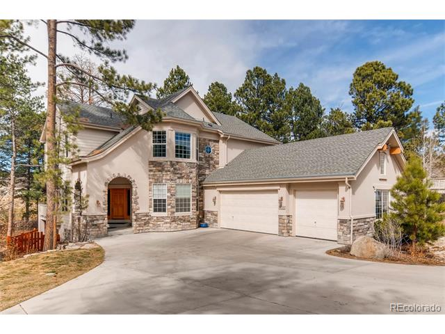 6735 Castlepoint Lane, Castle Pines, CO 80108