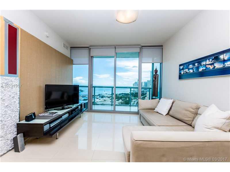 888 Biscayne Blvd 2803, Miami, FL 33132