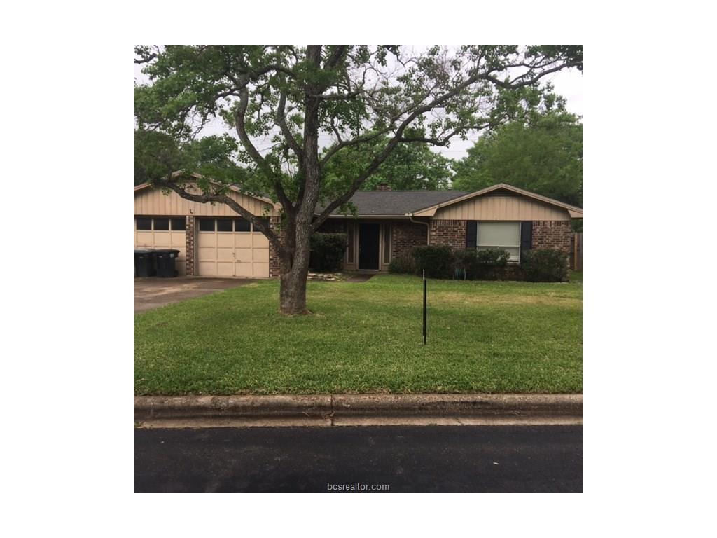 1804 Laura Lane, College Station, TX 77840