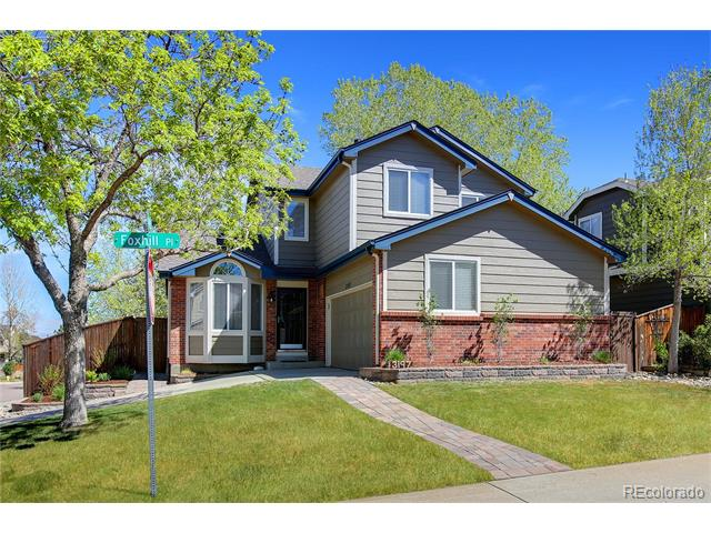 3197 Foxhill Place, Highlands Ranch, CO 80129