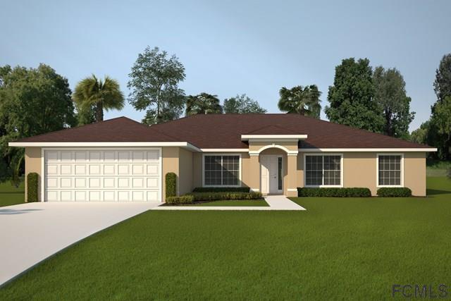 36 Pinwheel Lane, Palm Coast, FL 32164