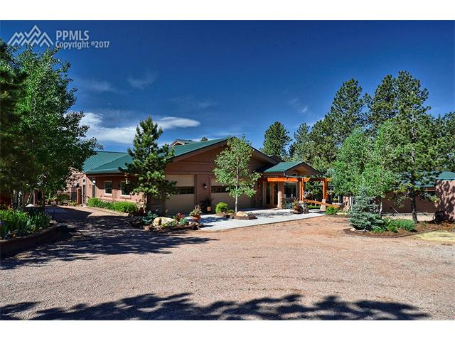 2330 Rampart Range Road, Woodland Park, CO 80863