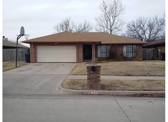 637 Cypress Drive, Oklahoma City, OK 73170