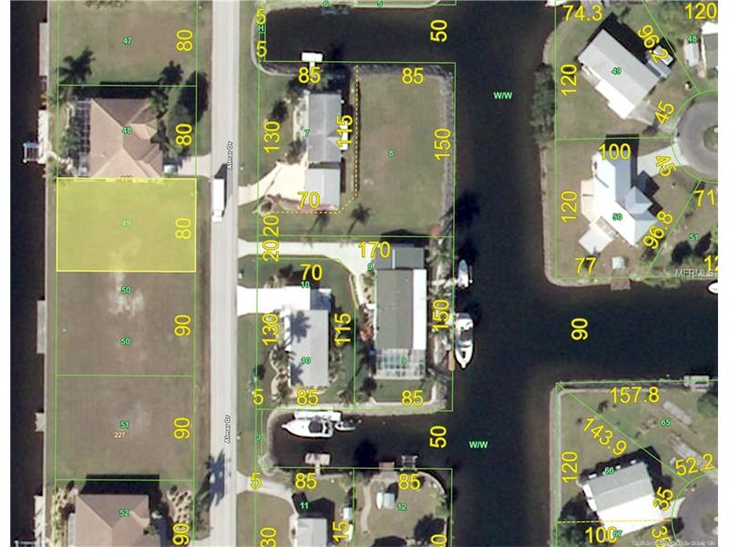 5011 ALMAR DRIVE PUNTA GORDA, Florida