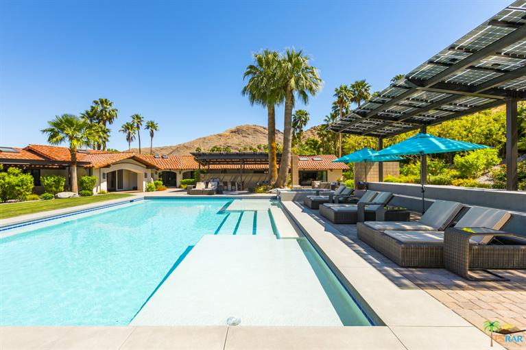 3580 Andreas Hills Drive, Palm Springs, CA 92264