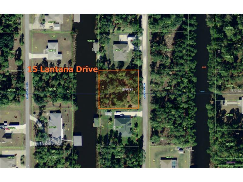 15 LANTANA DRIVE S, INDIAN LAKE ESTATES, FL 33855