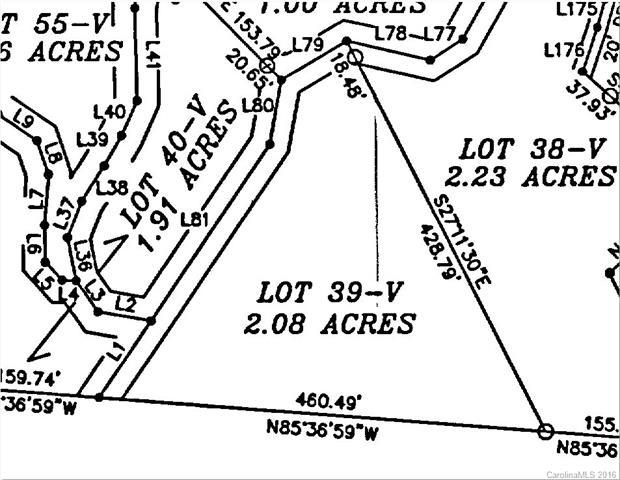 Lot 38V Brindlewood Drive, Nebo, NC 28761