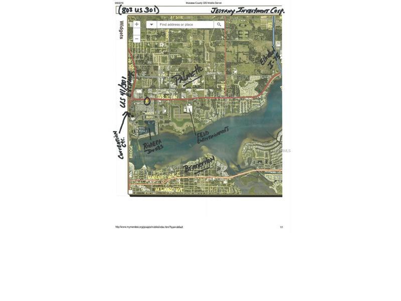 803 US. HWY 301 N., PALMETTO, FL 34221