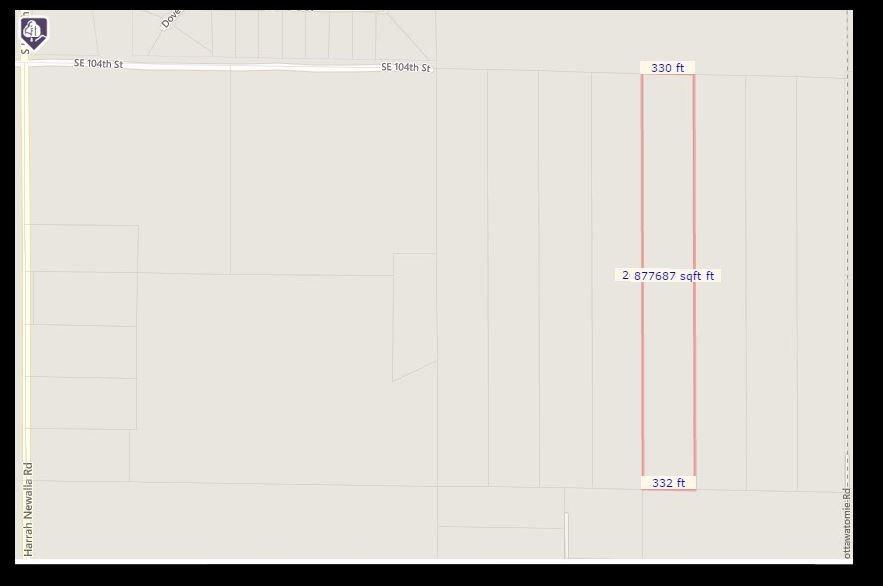 SE 104th, McLoud, OK 74851