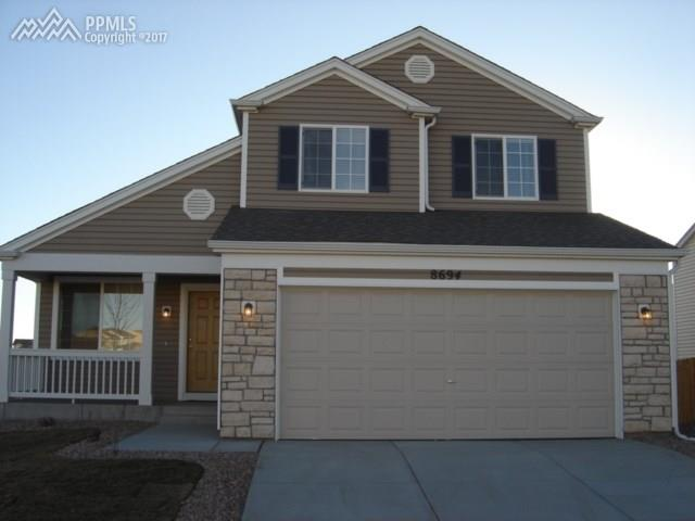 8694 Silver Glen Drive, Fountain, CO 80817