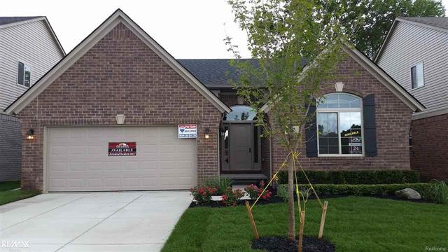 5663 GREGORY DR, SHELBY TWP, MI 48317