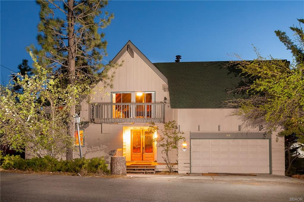 112 N Eagle Drive, Big Bear Lake, CA 92315
