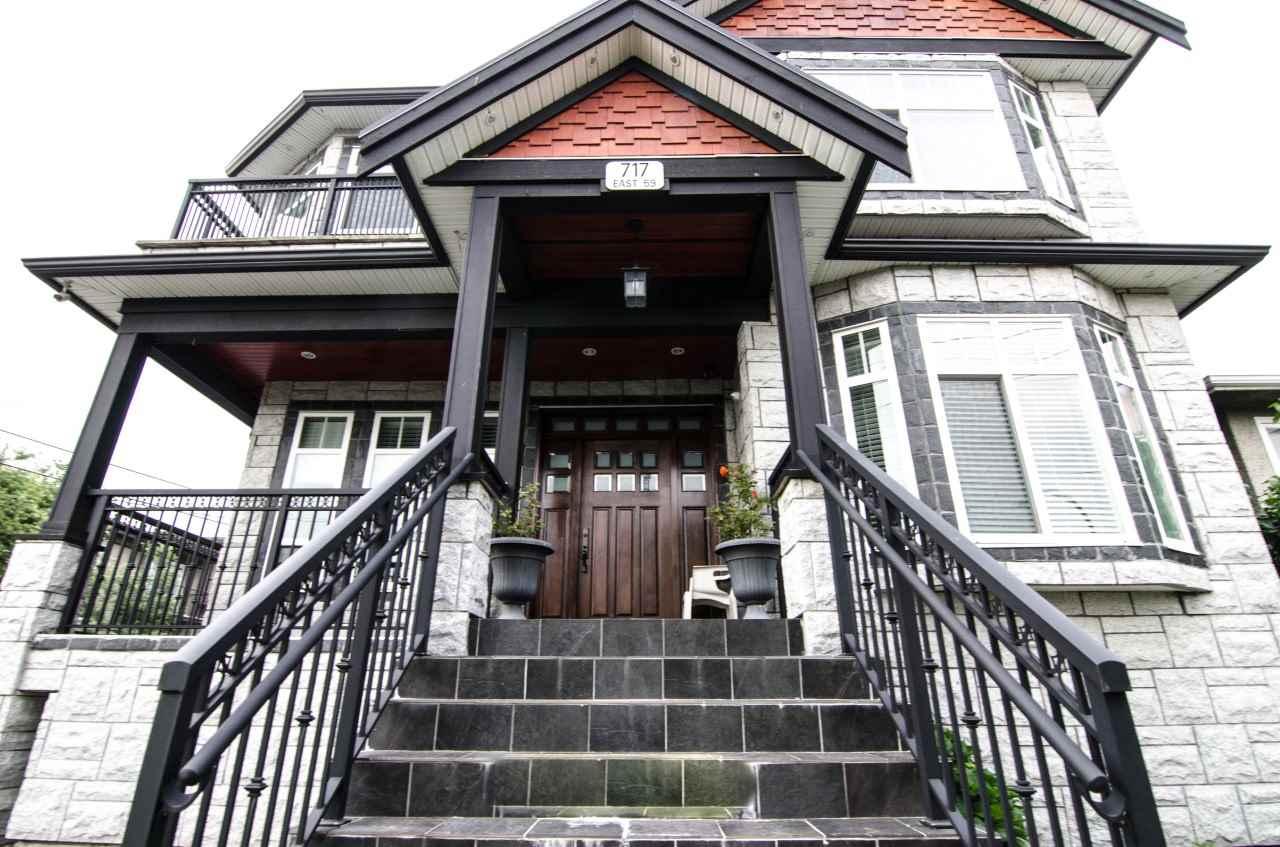 717 E 59TH AVENUE, Vancouver, BC V5X 1Y5