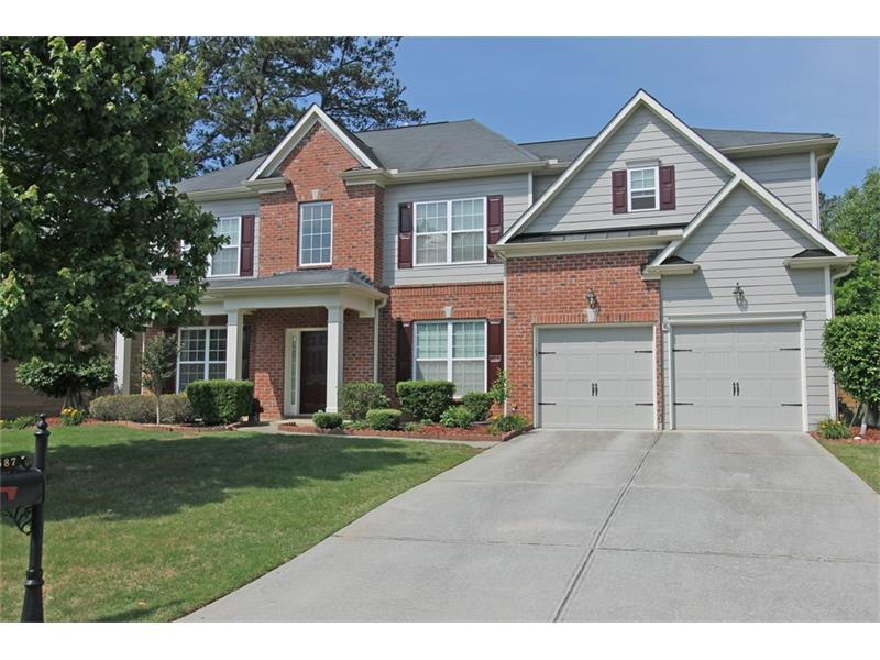 587 Crosswinds Circle, Marietta, GA 30008
