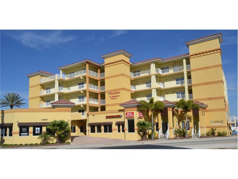 13999 GULF BOULEVARD 303, MADEIRA BEACH, FL 33708