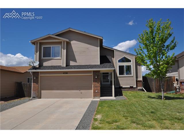 4336 WITCHES HOLLOW Lane, Colorado Springs, CO 80911