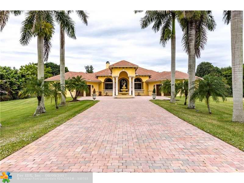 13321 MUSTANG TRL, Southwest Ranches, FL 33330