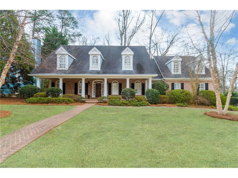 498 NE Ponce De Leon Manor, Atlanta, GA 30307