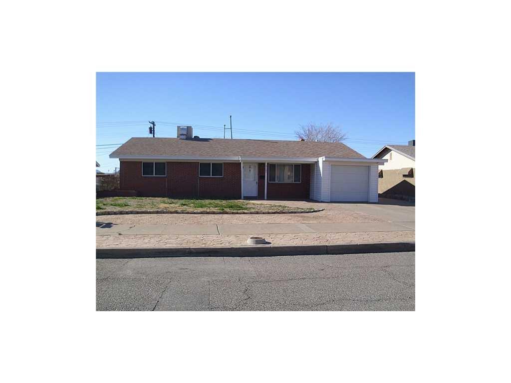 6105 Pinta Way, El Paso, TX 79912
