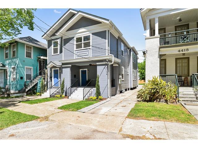 4415 CLEVELAND Avenue, New Orleans, LA 70119