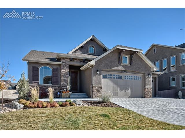 9165 Lookout Mountain Court, Colorado Springs, CO 80924