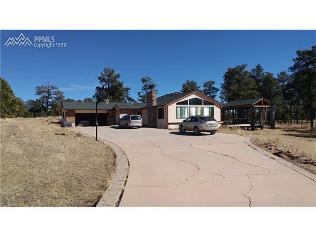 9525 Burgess Road, Colorado Springs, CO 80908