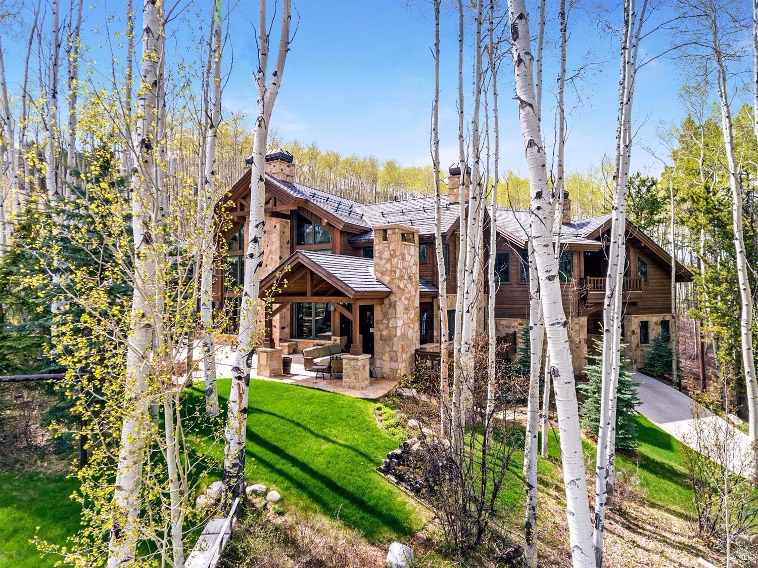 373 Strawberry Park Road, Beaver Creek, CO 81620