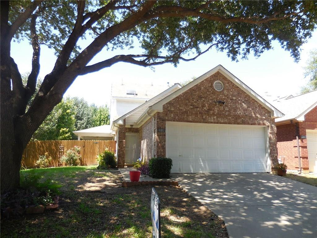 4109 1 Place Lane, Flower Mound, TX 75028