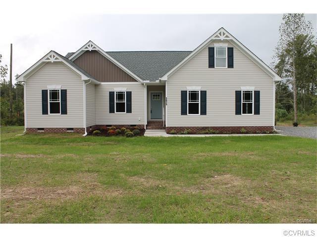3604 Cosby Mill Acres Court, Quinton, VA 23141
