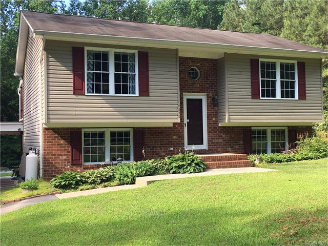 14338 OLD NELSON HILL Road, Milford, VA 22514