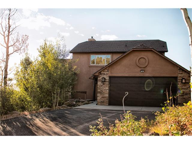 2075 Deer Mountain Road, Manitou Springs, CO 80829