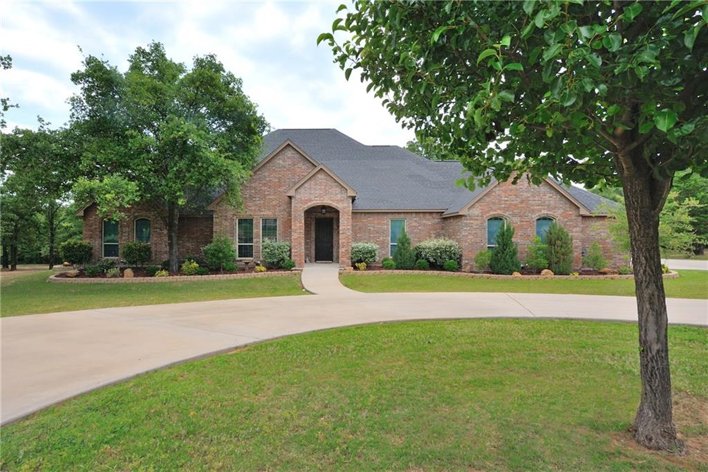 111 Trailview Lane, Weatherford, TX 76088