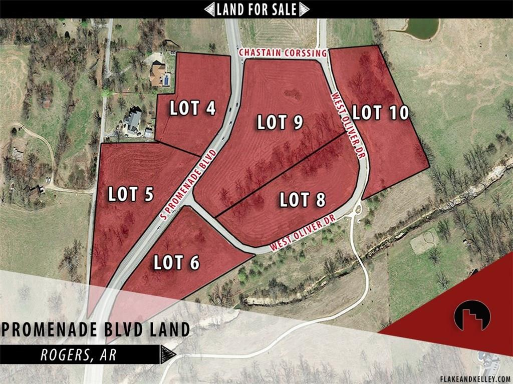 W Oliver DR Unit #Lot 10, Rogers, AR 72756