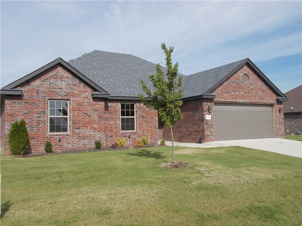 1005 Choate CIR, Pea Ridge, AR 72751
