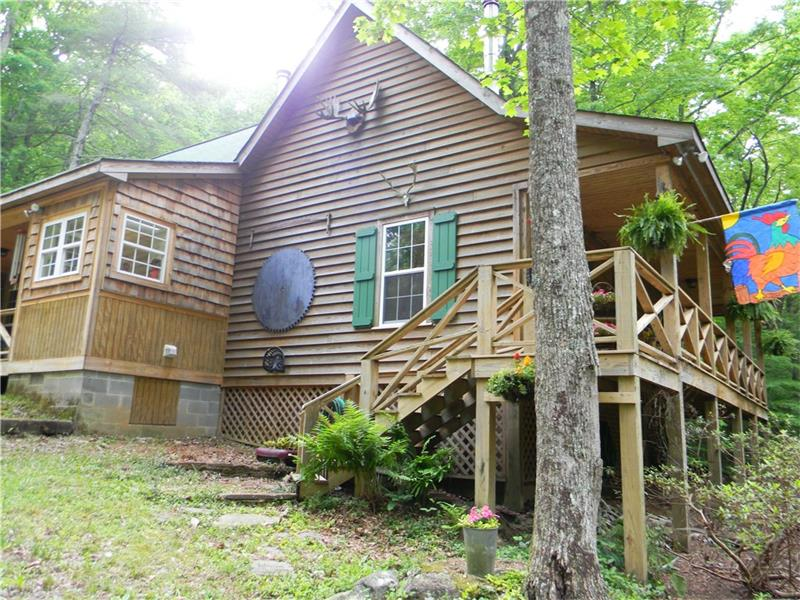 540 Old Mill Road, Suches, GA 30572