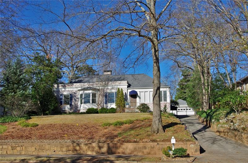 1220 NE Fairview Road, Atlanta, GA 30306