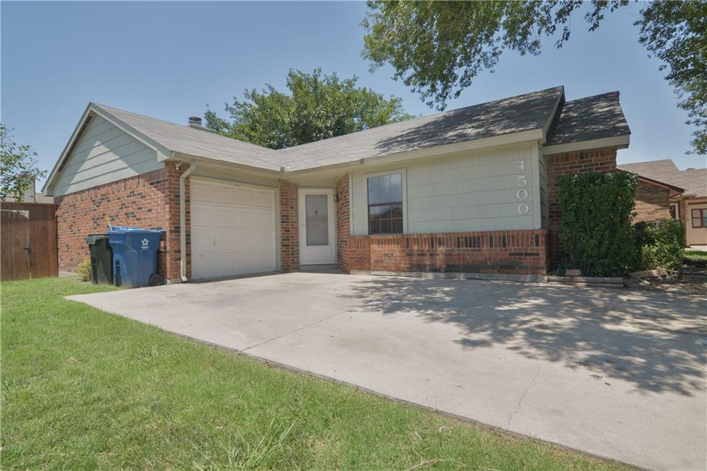 4500 Nervin Street, The Colony, TX 75056