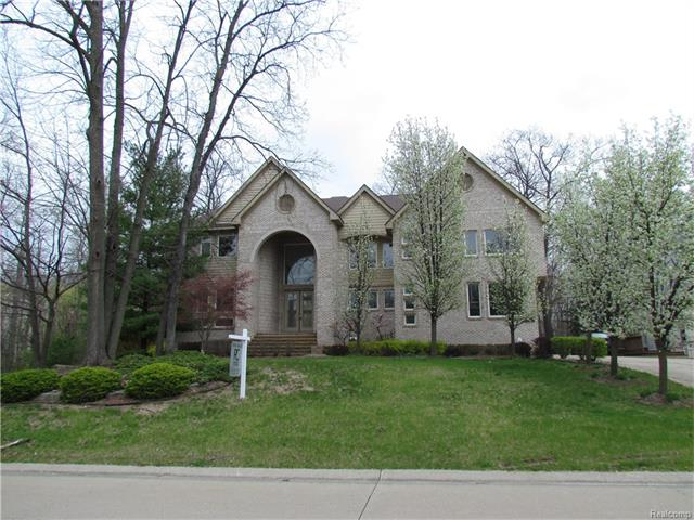 6087 OAK TRL, West Bloomfield Twp, MI 48322