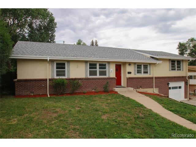 1436 Swope Avenue, Colorado Springs, CO 80909