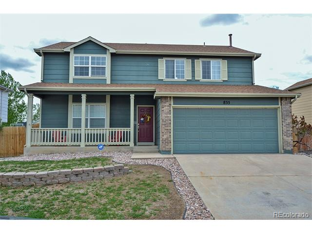 855 Hayloft Lane, Fountain, CO 80817