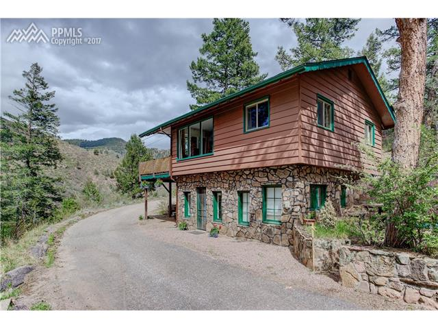 10135 Wildwood Road, Cascade, CO 80809