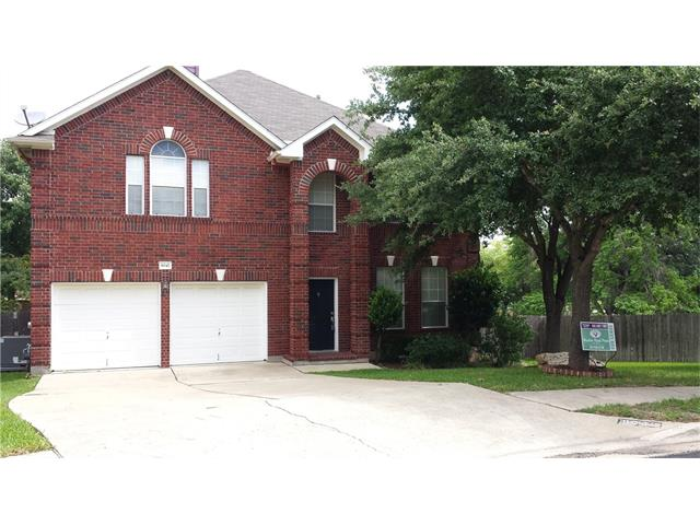 8042 Whitworth Ln, Round Rock, TX 78681