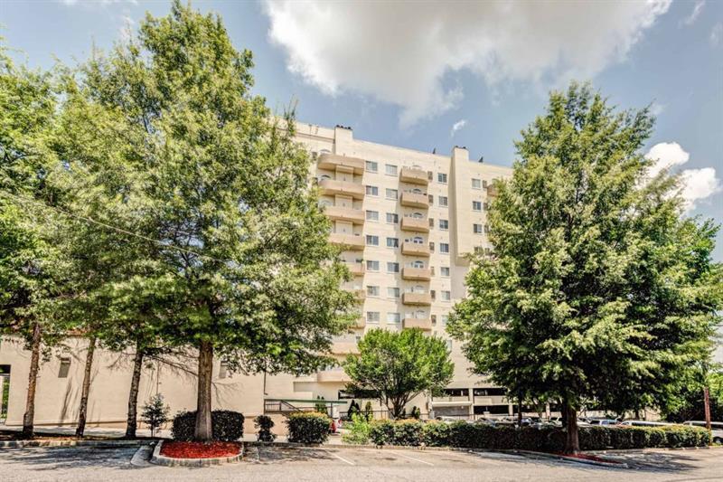 2161 Peachtree Street 106, Atlanta, GA 30309