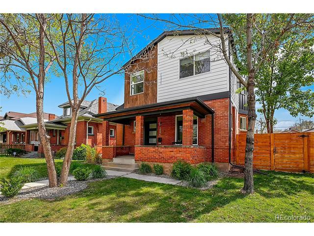 1884 S Logan Street, Denver, CO 80210