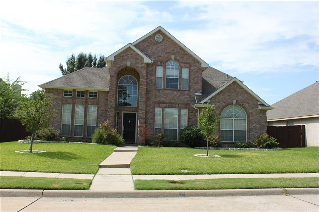 1405 Summerhill Drive, Carrollton, TX 75007