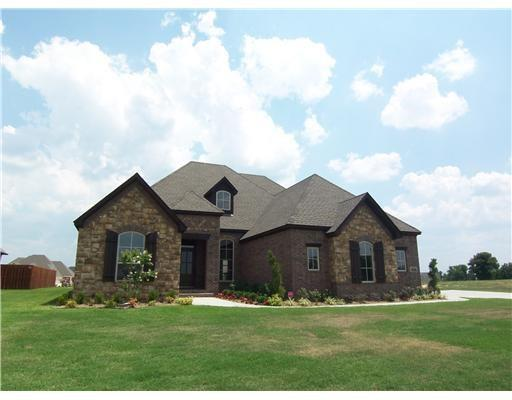 404 Crescent DR, Fort Smith, AR 72916