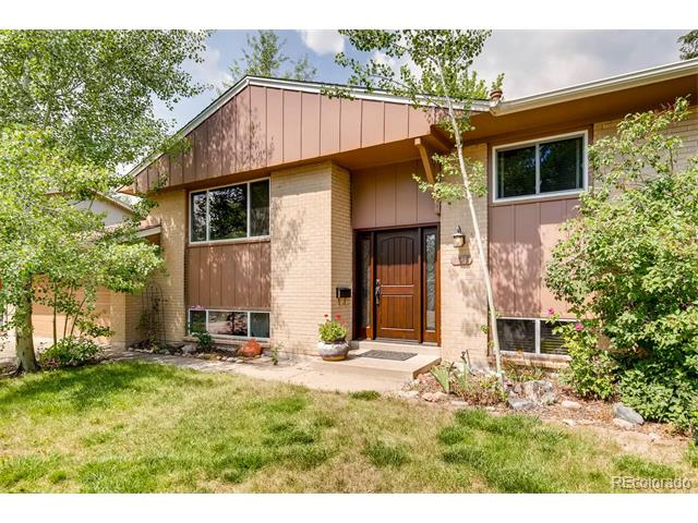 1729 S Van Gordon Court, Lakewood, CO 80228