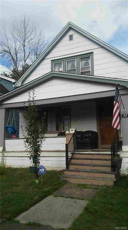 53 Hazelwood Avenue Upper, Buffalo, NY 14215