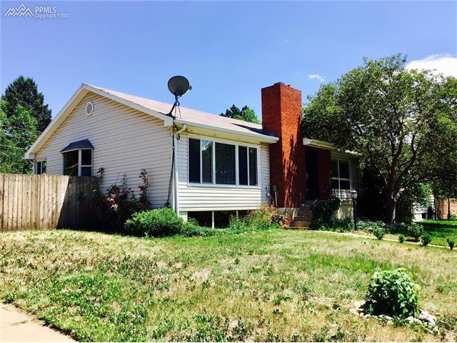 1133 Farragut Avenue, Colorado Springs, CO 80909
