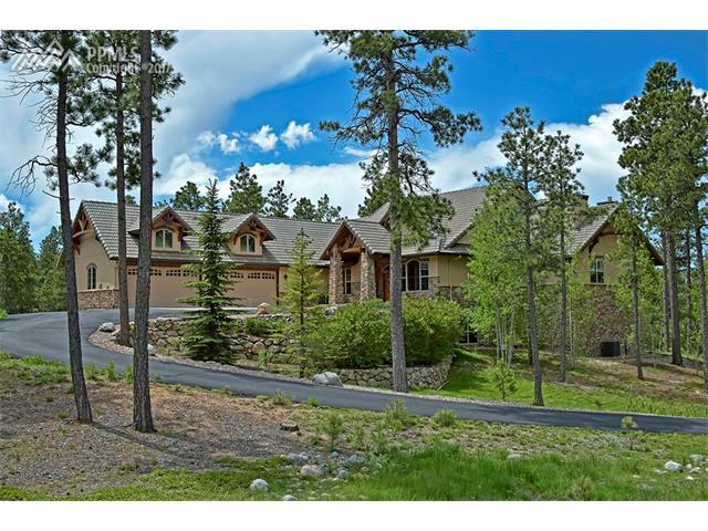 5545 Vessey Road, Colorado Springs, CO 80908